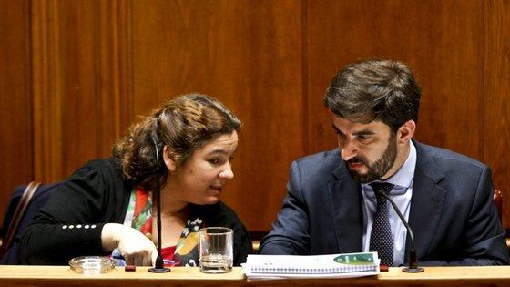 Anúncio foi feita pela secretária de Estado Alexandra Leitão durante a audiência ao ministro da Educação no Parlamento