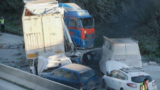 Desde 2016 até abril deste ano de 2019, registaram-se já nas estradas portuguesas um total de 1605 mortos e de 6955 feridos graves.