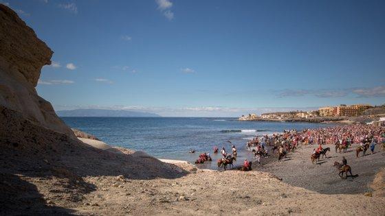 O crime ocorreu em Adeje nas ilhas Canárias