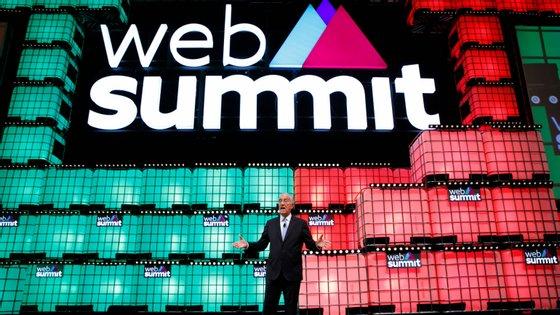 A edição da Web Summit 2019 realiza-se de 4 a 7 de novembro