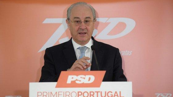 As declarações de Rio surgiram num jantar comemorativo do 1.º de maio, em Braga