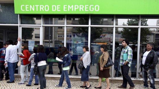 A taxa de desemprego no primeiro trimestre do ano foi 6,8%