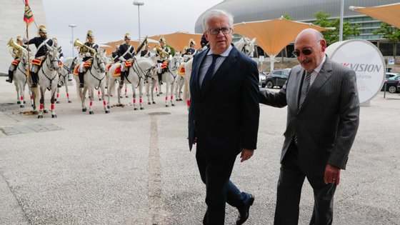 As declarações de Cabrita surgiram depois de inaugurar o Salão Internacional de Proteção, Segurança e Defesa - SEGUREX 2019