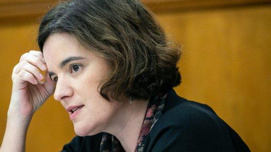A ministra da Presidência e Modernização Administrativa, Mariana Vieira da Silva, salientou o esforço de modernização do sistema de proteção civil do país