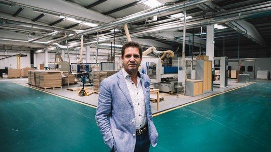 Manuel Luís Martins foi CEO da empresa de mobiliário Wood One, que acabou por ir à falência