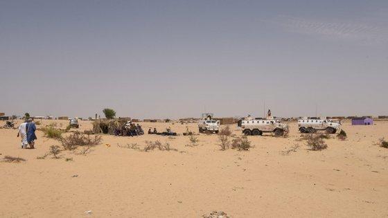 O Mali tem sido palco de violência e conflitos. Pelo menos 488 pessoas morreram desde janeiro de 2018