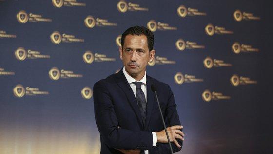 """""""Acima de tudo, esta será uma candidatura de responsabilidade, credibilidade e de futuro"""", assinalou Pedro Proença"""