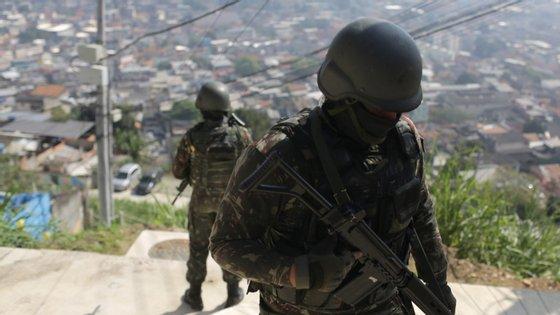 """Na primeira fase da """"Operação Cronos"""", em agosto do ano passado, as autoridades brasileiras detiveram 2.968 pessoas"""