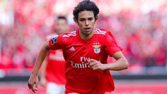 Os dois jogadores do Benfica sãos os únicos portugueses da lista