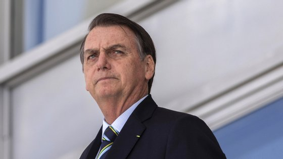Jair Bolsonaro é Presidente do Brasil desde janeiro de 2019