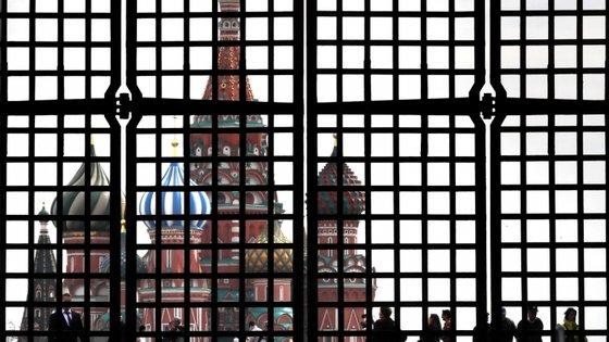 A lista negra foi criada pelo Governo russo em 2015