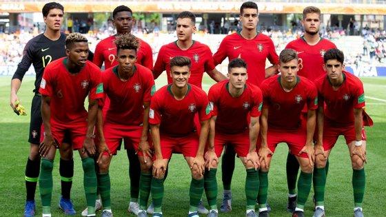 Seleção Nacional, que foi campeã europeia em Sub-17 e Sub-19, não foi além da fase de grupos no Mundial Sub-20 da Polónia