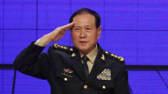 Wei Fenghe fez as declarações durante um discurso num fórum de segurança em Singapura
