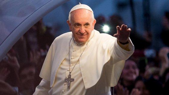 O discurso de Papa Francisco foi dirigido à comunidade cigana da cidade de Blaj, no centro da Roménia