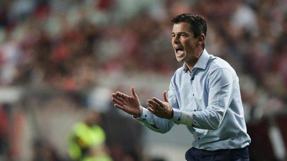 Nuno Manta Santos treinou o Feirense até à 20.ª jornada da última época, 2018/19.