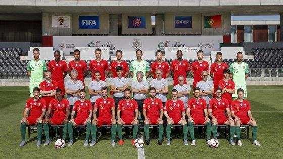 A última vez que Portugal enfrentou a Suiça garantiu o apuramento para o Mundial2018.