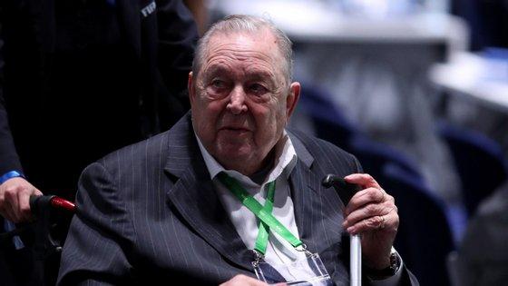 Lennart Johansson tinha 89 anos