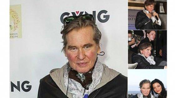 """Kilmer está no elenco do filme """"Top Gun 2"""", ao lado deJon Hamm, Ed Harris, Jennifer Connelly e Miles Teller, que chega aos cinemas em 2020"""