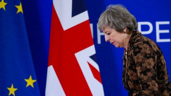 Fracasso em aplicar o Brexit determinou a saída de May, anunciada a 24 de maio