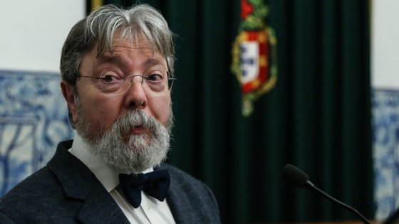 O presidente da Cruz Vermelha Portuguesa, Francisco George