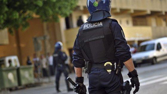 O Corpo de Intervenção da Polícia de Segurança Pública é composto por cerca de 430 elementos.