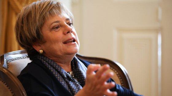 Em matéria de sobrelotação das prisões, Maria Lúcia Amaral diz que problema é variável consoante o estabelecimento prisional