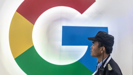 A Google está bloqueada na China desde 2010