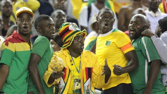 O jogo entre o Egito e o Zimbabué, o primeiro jogo da CAN2019, está agendado para as 21h00, no Cairo