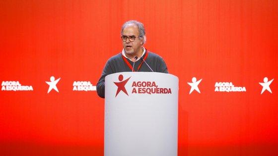 O deputado bloquista José Manuel Pureza disse ao Expresso que esta é uma medida central do programa eleitoral do partido