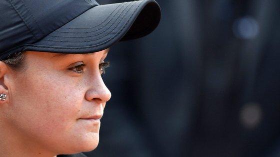 Barty vai tornar-se a segunda australiana a assumir a liderança do ténis mundial feminino