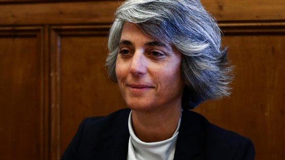 A ministra da Cultura, Graça Fonseca, diz que o trabalho de inventário de toda a coleção do Estado ficará concluído até ao fim de 2019