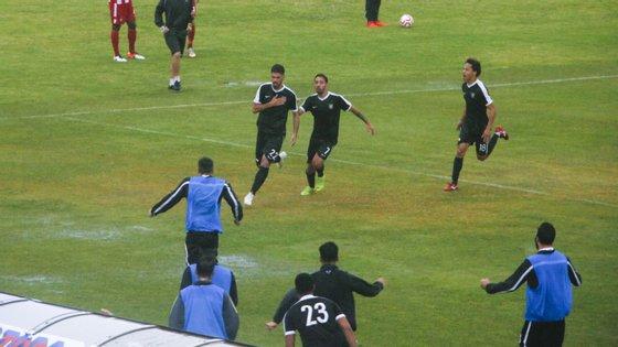 A equipa de Lisboa venceu o Praiense no playoff e agora o Vilafranquense na final do Campeonato de Portugal
