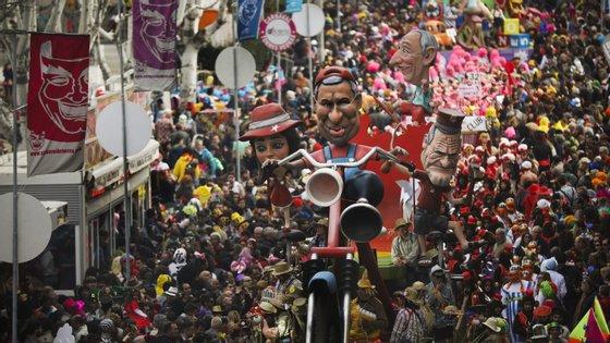Os festejos geram por ano receitas de cerca de 10 milhões de euros na economia local