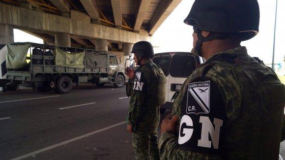 O México tenta reduzir o fluxo migratório para cumprir o acordo com os EUA
