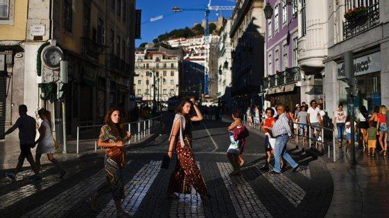 No setor privado, é em Lisboa que as remunerações são maiores