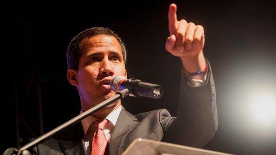 Operação Liberdade é o nome atribuído ao processo para a criação de um governo de transição e eleições livres na Venezuela