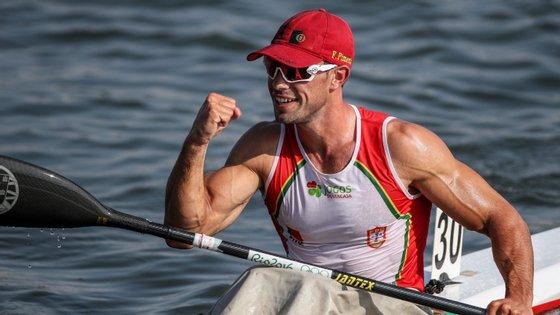 O atleta natural de Ponte de Lima conquistou a décima medalha portuguesa em Minsk