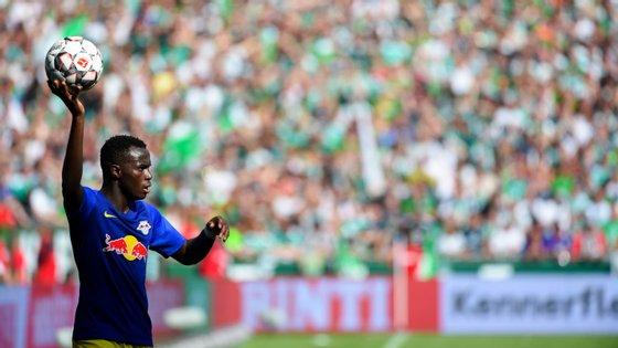 O avançado português marcou apenas três golos na passada temporada