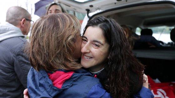 Cristina Tavares foi despedida em 2017 alegadamente por ter exercido os seus direitos de maternidade e de assistência à família