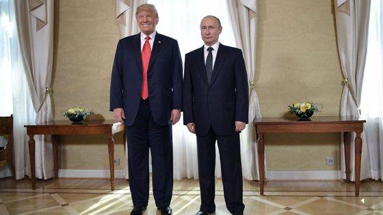 Será o primeiro encontro entre os dois chefes de Estado em quase um ano