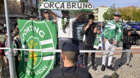 A inquirição de Bruno de Carvalho está marcada para quarta-feira