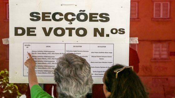 Portugal terá uma representação parlamentar com um grande equilíbrio de género, com 11 homens e 10 mulheres