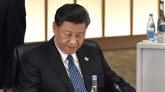 O pedido do chefe de Estado chinês foi dirigido a Trump durante a cimeira do G20