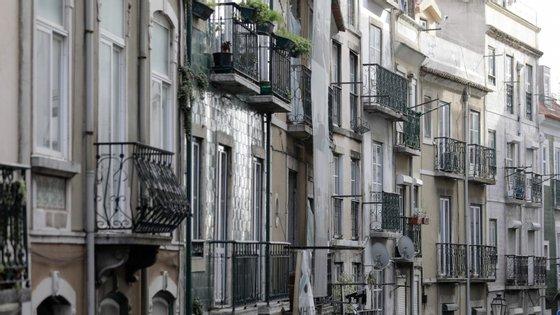 Em mais de 5.500 contratos de arrendamento em Lisboa e nos concelhos limítrofes, mais de um terço são anteriores a 1990