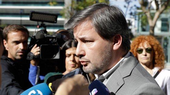 Bruno de Carvalho fica a conhecer no próximo sábado, em Alvalade, a opinião dos sócios sobre expulsão de associado do Sporting