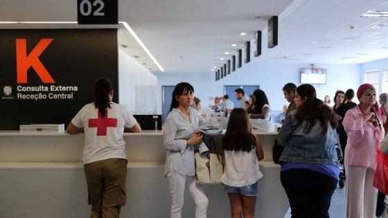 No primeiro dia de greve dos médicos, o SIM indicou uma adesão geral de 80%. No caso dos enfermeiros, a adesão rondou os 75%