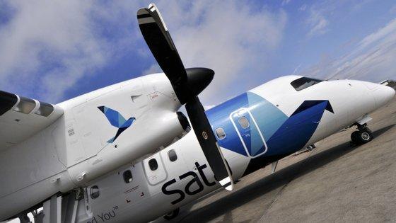 O grupo das transportadoras Azores Airlines e SATA Air Açores registou 20,84 milhões de euros de prejuízos