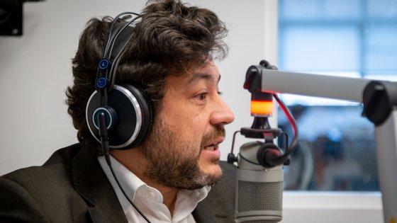 Pedro Duarte Alves foi entrevistado no programa Manhã 360, da Rádio Observador