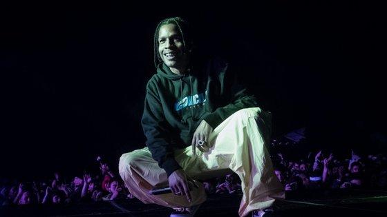 No ano passado, A$AP Rocky foi um dos cabeças de cartaz do festival NOS Primavera Sound
