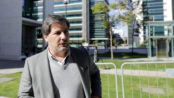 """Sobre a Assembleia Geral agendada para este sábado, Bruno de Carvalho disse que há quatro """"medidas anti-Bruno"""" preparadas"""